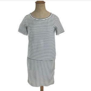 MADEWELL Dockside T-Shirt Dress Short Sleeve XXS
